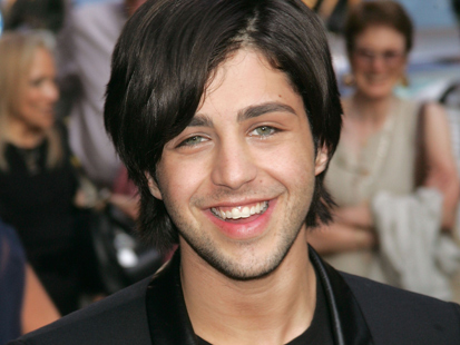 Josh Peck after