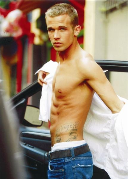 cam gigandet in never back down